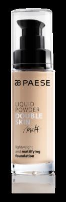 Тональный крем для жирной и комбинированной кожи Paese Matt Liquid Powder Double Skin тон 30М: фото