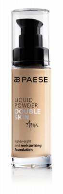 Увлажняющий тональный крем для сухой кожи Paese Aqva Liquid Powder Double Skin тон 40A: фото