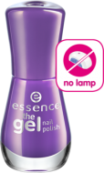 Лак для ногтей The gel Essence 20 beautiful lies: фото