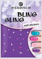 Наклейки для ногтей Bling bling nail stickers Essence 01: фото