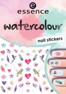 Наклейки для ногтей Watercolour nail stickers Essence 07: фото