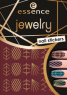 Наклейки для ногтей Jewelry nail stickers Essence 09: фото