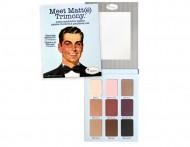 Матовые тени theBalm Meet Matt(e) Trimony: фото