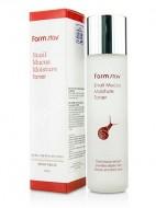 Тоник увлажняющий с экстрактом улитки FARMSTAY Snail mucus moisture toner 150 мл: фото