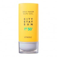 Солнцезащитный гель для лица VPROVE City Stay 60мл: фото