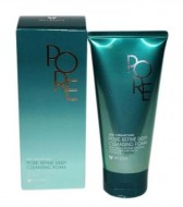 Пенка для умывания кожи с расширенными порами MIZON Pore refine deep cleansing foam 120мл: фото