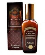 Антивозрастной скин-тоник с плацентой 3W CLINIC Premium placenta age intensive skin 145мл: фото