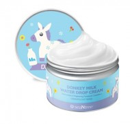Крем на основе ослиного молока SEANTREE Donkey milk water drop cream 35г: фото