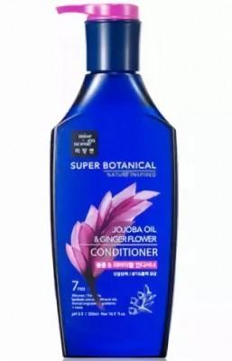 Восстанавливающий кондиционер MISE EN SCENE Super Botanical Volume & Revital Conditioner: фото