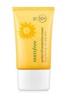 Солнцезащитный крем для жирной кожи INNISFREE Perfect UV Protection Cream Long Lasting For Oily Skin SPF50: фото