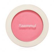 Румяна THE SAEM Saemmul Single Blusher PK04 Rose Ribbon 5гр: фото