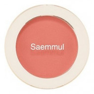 Румяна THE SAEM Saemmul Single Blusher CR03 Sunshine Coral 5гр: фото