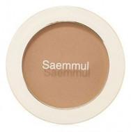 Румяна THE SAEM Saemmul Single Blusher BR02 Naked BrownShading 5гр: фото