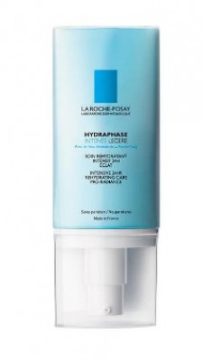 Кремя для нормальной и комбинированной чувствительной кожи La Roche-Posay Hydraphase INTENSE LEGERE 50мл: фото