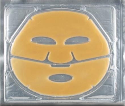 Маска для лица гидрогелевая с золотом Anskin Natural Gold Hydro Essence Gel Mask 70г: фото