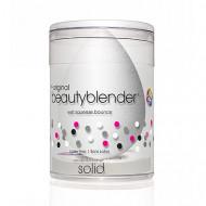 Отзывы Спонж beautyblender pure + мини мыло для очистки solid blendercleanser белый