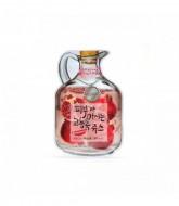 Маска тканевая фруктовая Baviphat Pomegranate Juicy Mask Sheet (Lifting & Bright) 23гр: фото