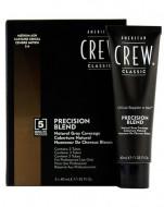 Камуфляж для седых волос American Crew PRECISION BLEND Средний пепельный 5/6, 3*40мл: фото