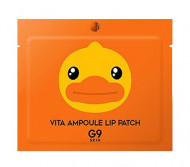 Патчи для губ Патчи для губ G9 B.DUCK Vita Ampoule Lip Patch 3г G9 B.DUCK Vita Ampoule Lip Patch 3г: фото