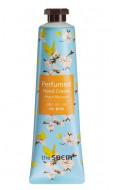 Крем для рук парфюмированый THE SAEM Perfumed Hand Cream Peach Blossom 30мл: фото