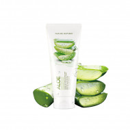 Пенка для умывания NATURE REPUBLIC FRESH HERB ALOE CLEANSING FOAM 170мл: фото