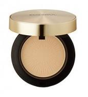 Пудра компактная золотая THE SAEM Eco Soul Luxury Gold Pact 21 Light Beige 9г: фото