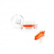 Рассыпчатый флуоресцентный пигмент Make-Up Atelier PF8 красно-оранжевый