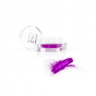 Рассыпчатый флуоресцентный пигмент Make-Up Atelier PF5 фиолетовый