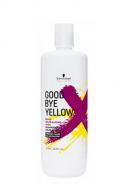 Шампунь Нейтрализующий Schwarzkopf Professional Goodbye Yellow 1000 мл: фото