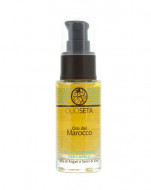 Масло-уход с маслом арганы и маслом семян льна Barex Oil Treatment Hair Oro del Marocco 30мл: фото