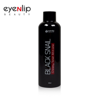 Тонер для лица BLACK SNAIL CREAMY TONER ALL IN ONE 200 мл: фото
