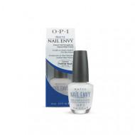 Средство для лечения ногтей матовая формула OPI Nail Envy Matte 15 мл: фото