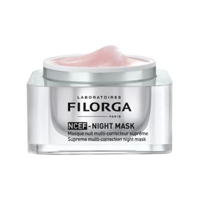 Маска ночная мультикорректирующая Filorga NCEF-NIGHT MASK 50 мл: фото