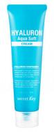 Крем гиалуроновый для омоложения кожи Secret Key Hyaluron Aqva Soft Cream: фото