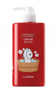 Гель для душа Over Action Little Rabbit Love Me Body Wash 300мл: фото