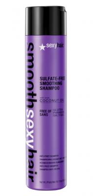 Шампунь разглаживающий SEXY HAIR Smooth Shampoo 300мл: фото