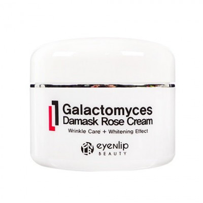 Крем для лица Eyenlip GALACTOMYCES DAMASK ROSE CREAM 50гр: фото