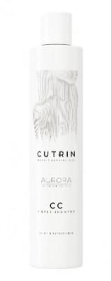 Шампунь тонирующий CUTRIN AURORA COLOR CARE Серебристый иней 250мл: фото