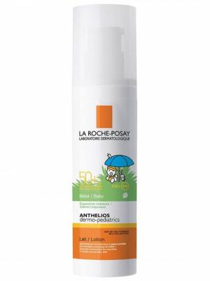 Молочко для младенцев и детей La Roche-Posay Anthelios SPF50+ 50мл: фото
