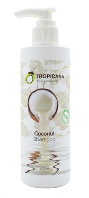 Шампунь для волос КОКОС TROPICANA COCONUT SHAMPOO COCONUT 240 мл: фото