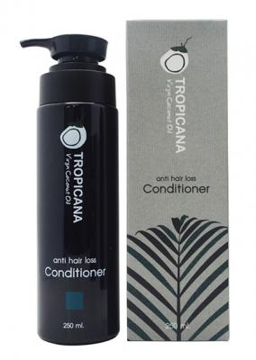 Кондиционер против выпадения волос TROPICANA Virgin Coconut Oil Anti hair loss conditioner 250мл: фото