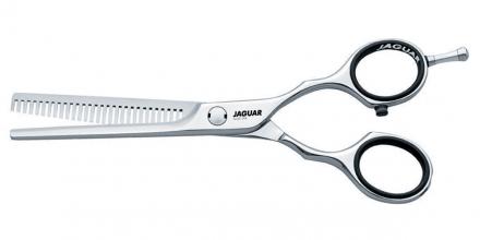 """Ножницы филировочные Jaguar Diamond СС28 фил.5,5""""(14cm)GL: фото"""